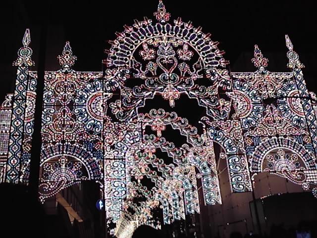 神戸のルミナリエ