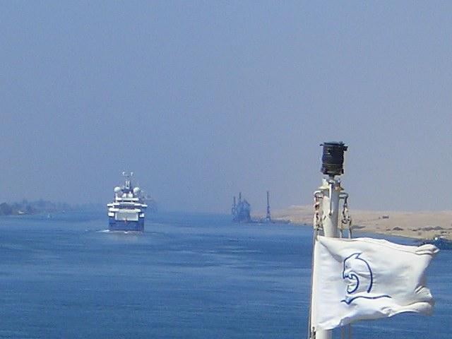地中海の入り口