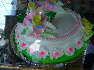 カラフルケーキ!!!