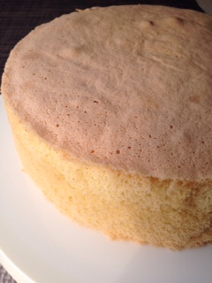 米粉スポンジケーキ